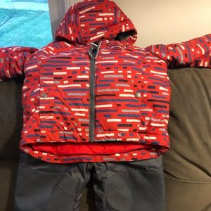 Like New Columbia Snowsuit (Jacket and snowpants)